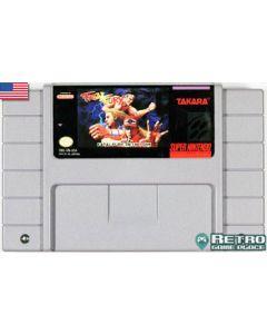 Jeu Fatal Fury pour Super NES