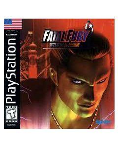 Jeu Fatal Fury Wild Ambition pour Playstation