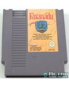 Jeu Faxanadu pour Nintendo NES