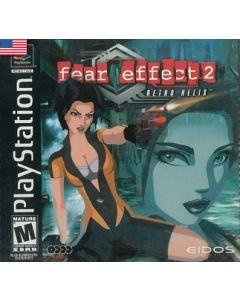 Jeu Fear Effect 2: Retro Helix pour Playstation US