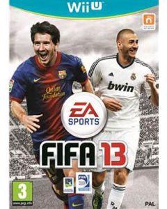Jeu Fifa 13 pour Wii U