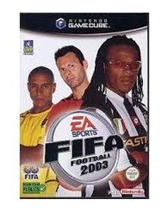 Jeu Fifa Football 2003 pour Gamecube