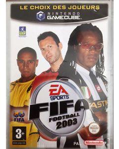 Jeu Fifa Football 2003 Platinum pour Gamecube