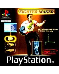 Jeu Fighter Maker pour Playstation