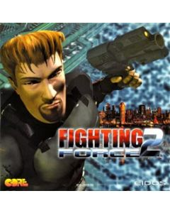 Jeu Fighting Force 2 pour Dreamcast