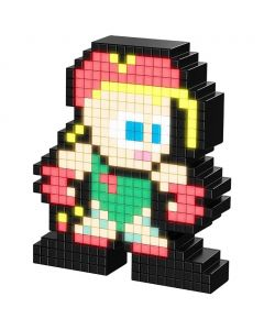 Figurine PDP Pixel Pals Cammy