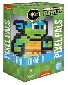 Figurine PDP Pixel Pals Leonardo