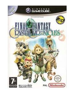 Jeu Final Fantasy Crystal Chronicles pour Game Cube