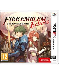 Jeu Fire Emblem Echoes: Shadows of Valentia (neuf) pour Nintendo 3DS