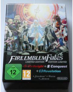 Jeu Fire Emblem Fates édition limitée pour 3DS