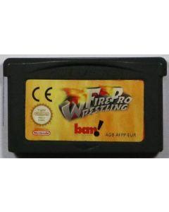Jeu Fire Pro Wrestling pour Game Boy Advance
