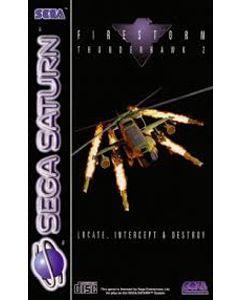 Jeu Firestorm Thunderhawk 2 pour Saturn