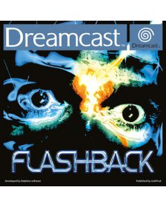 Jeu Flashback pour Dreamcast