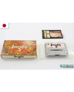 Jeu Front Mission Gun Hazard pour Super Famicom