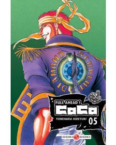 Manga Full Ahead ! Coco tome 05
