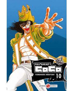 Manga Full Ahead ! Coco tome 10