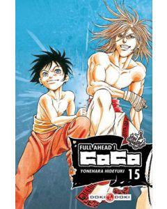 Manga Full Ahead ! Coco tome 15