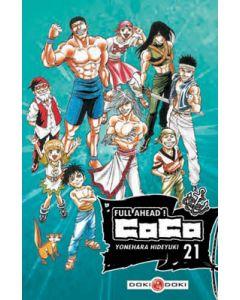 Manga Full Ahead ! Coco tome 21