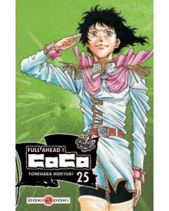 Manga Full Ahead ! Coco tome 25