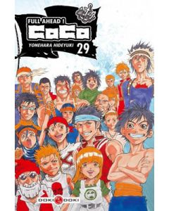 Manga Full Ahead ! Coco tome 29