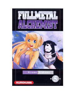 Manga Full Metal Alchemist tome 05