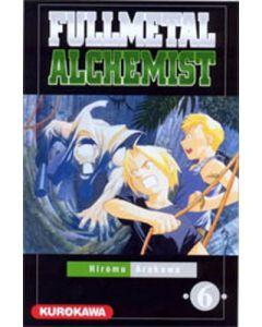 Manga Full Metal Alchemist tome 06
