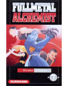 Manga Full Metal Alchemist tome 07