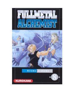 Manga Full Metal Alchemist tome 08