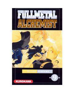 Manga Full Metal Alchemist tome 09