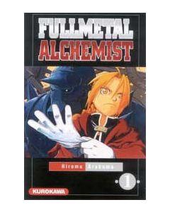 Manga Full Metal Alchemist tome 1