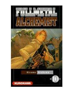 Manga Full Metal Alchemist tome 10