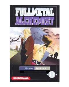 Manga Full Metal Alchemist tome 11