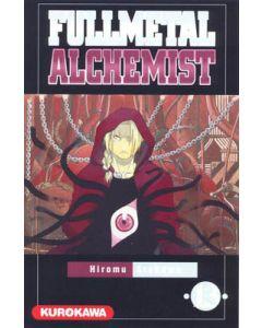 Manga Full Metal Alchemist tome 13