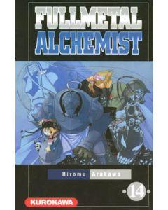 Manga Full Metal Alchemist tome 14