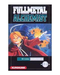 Manga Full Metal Alchemist tome 2