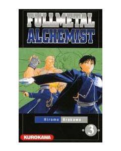 Manga Full Metal Alchemist tome 3