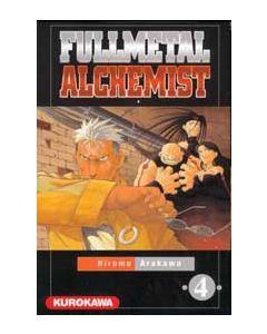 Manga Full Metal Alchemist tome 4