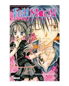 Manga Full Moon tome 2