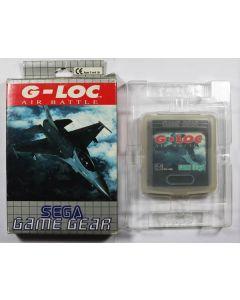 Jeu G-Loc pour Game Gear