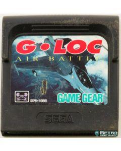 Jeu G. Loc air battle pour Game Gear