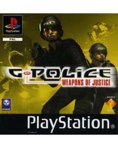 Jeu G-police - Weapons Of Justice pour PS1
