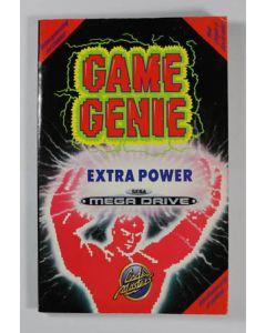 Game Genie Sega Mega Drive Extra Power