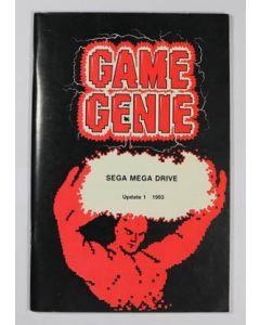 Game Genie Sega Mega Drive Update 1