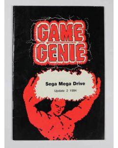 Game Genie Sega Mega Drive Update 2