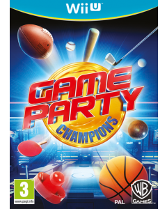 Jeu Game Party Champions pour Wii U