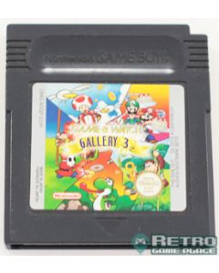 Jeu Game & Watch Gallery 3 pour Game Boy