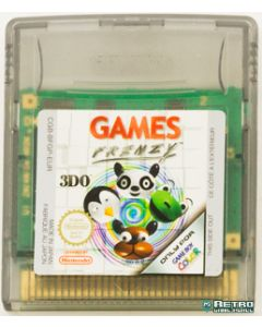 Jeu Games Frenzy pour Game boy color