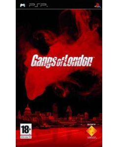 Jeu Gangs of London pour PSP