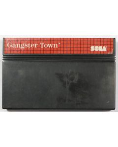 Jeu Gangster Town pour Master System