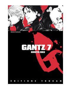 Manga Gantz tome 7
